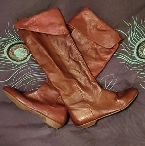 New Chinese Laundry Night Owl over the knee boots